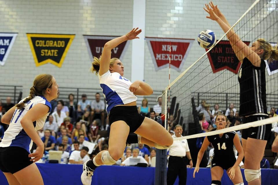 Best Volleyball Shoes for Hitters [2020