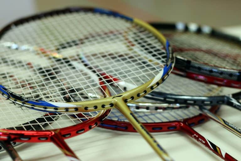 Which badminton racket is best for smash
