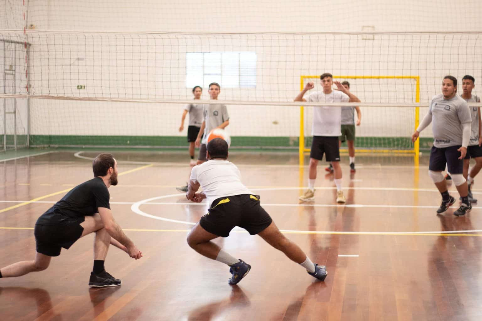 Players testing, do Adidas volleyball shoes run big