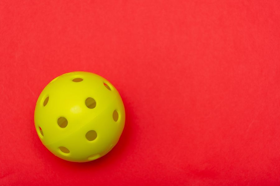 Pickleball ball