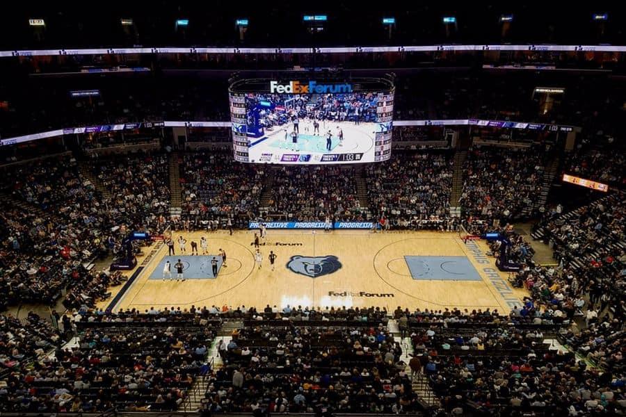 Televised NBA game